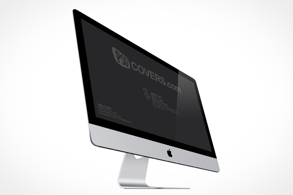IMac 27in Right Worm S Eye View