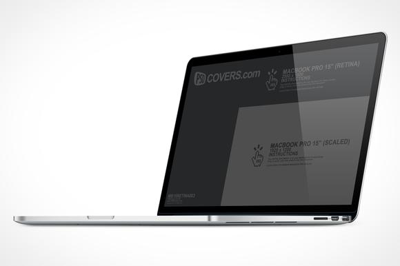 MacBook Retina Left Quarter View