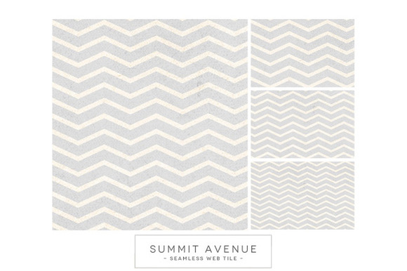 Organic Gray Chevron Web Background
