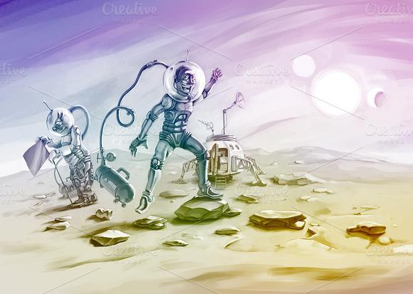 Brave Astronauts