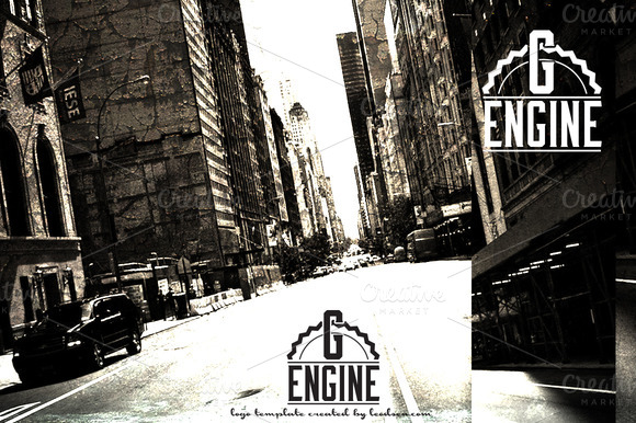 Logo Template G Engine