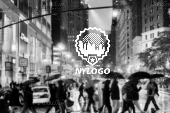 Logo Template NYLOGO