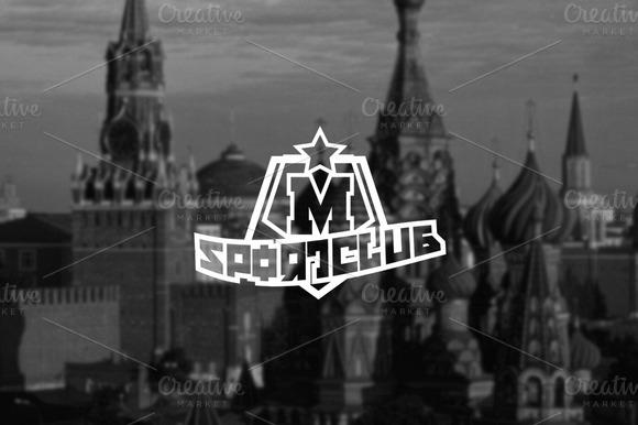Logo Template Sportsclub
