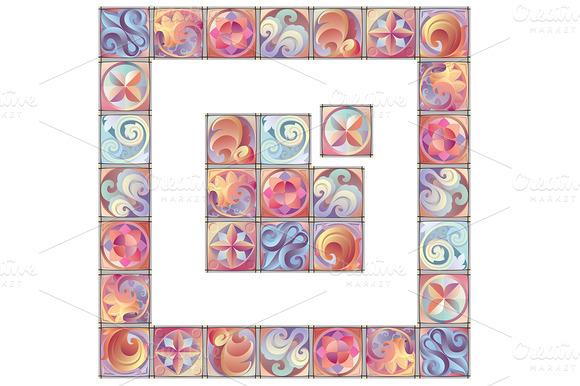 Artistic Ornamental Frame