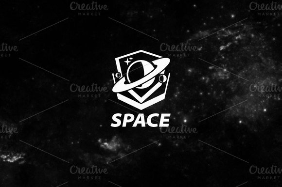 Logo Template SPACE