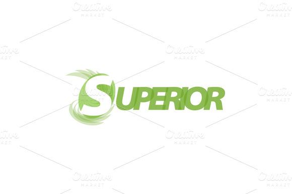 Logo Template SUPERIOR