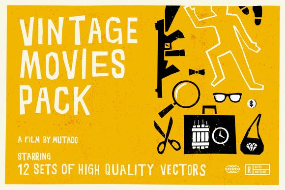 Vintage Movies Pack