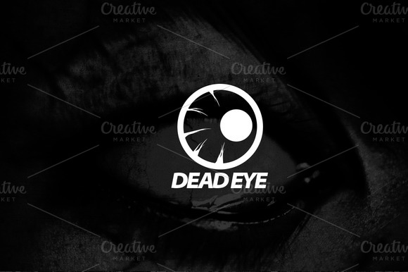 Logo Template DEAD EYE