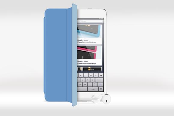 IPad Mini Tablet Mock-ups