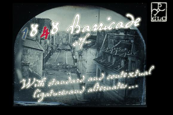 1848 Barricade OTF