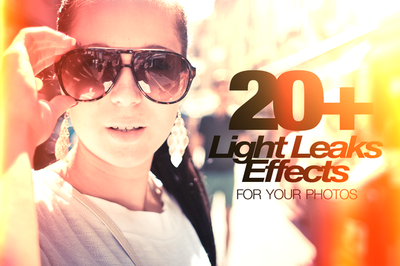 20 Light Leaks For Your Photos
