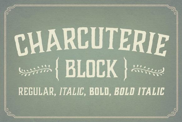 Charcuterie Block