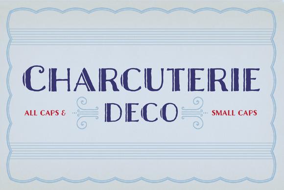 Charcuterie Deco