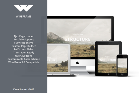 Wireframe Multipurpose WP Theme