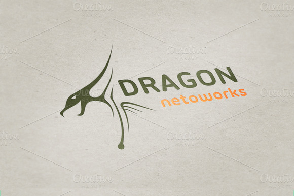 Dragon Networks Logo
