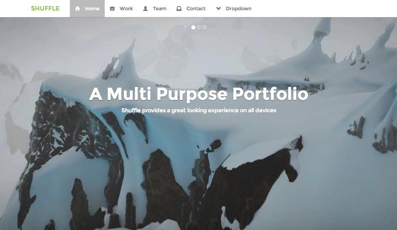 Shuffle Multi Purpose Portfolio