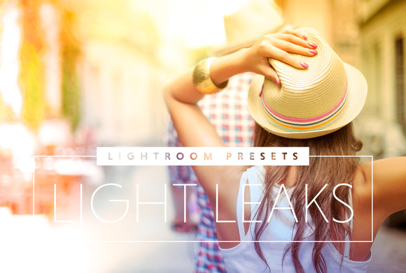 Light Leaks Lightroom Presets