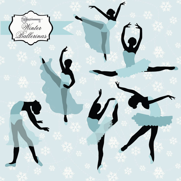 Winter Ballerinas