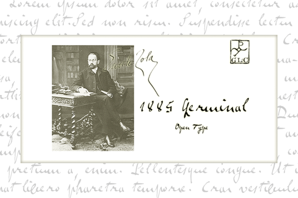 1885 Germinal OTF
