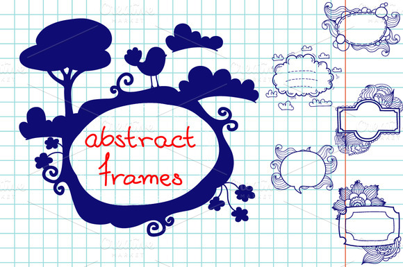 Abstract Frames