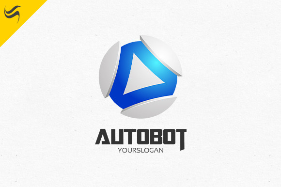 Autobot Logo Template