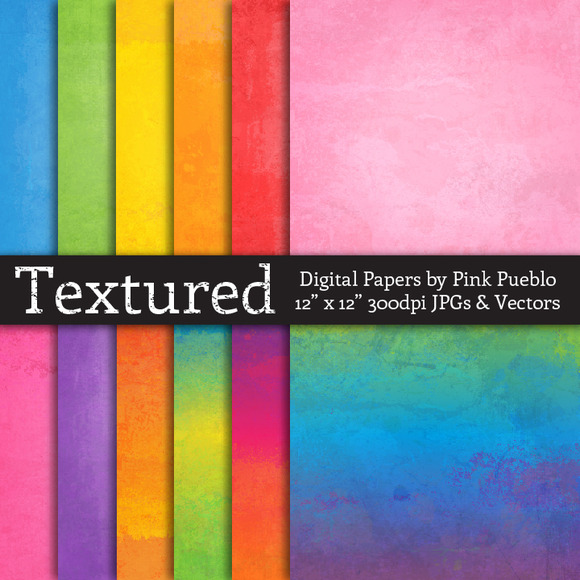 Textured Papers Backgrounds