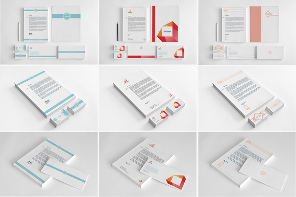 -50% Bundle Corporate Identity Pack