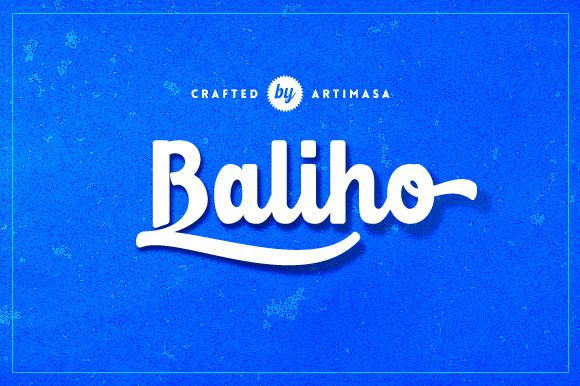 Baliho Script