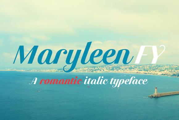 Maryleen FY