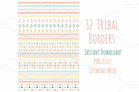 Tribal Borders