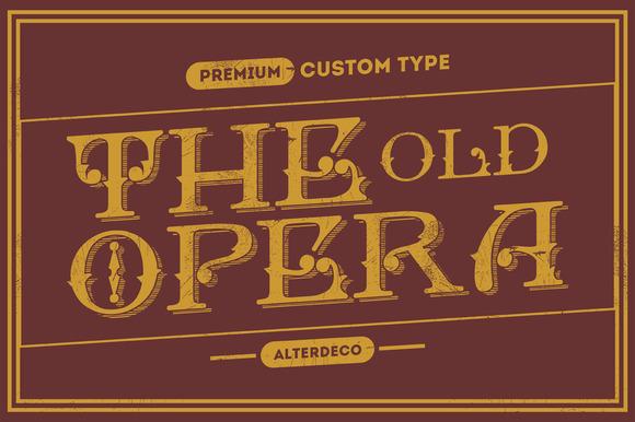 OldOpera Custom Type
