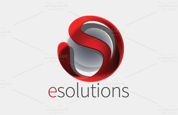 E Solutions Logo
