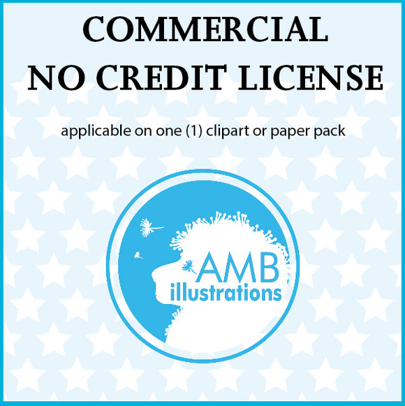 COMMERCIAL NO CREDIT LICENSE 000