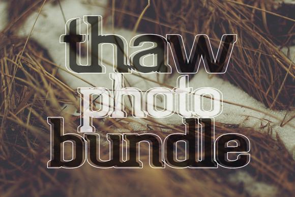 Thaw Photo Bundle