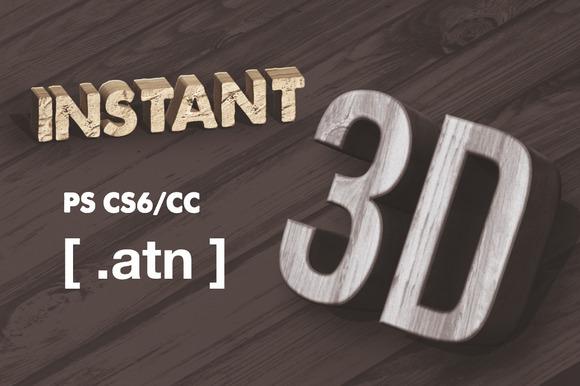 InstaTexture 3D Text Creator