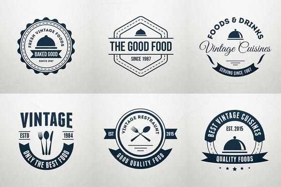 Как сделать ретро лого