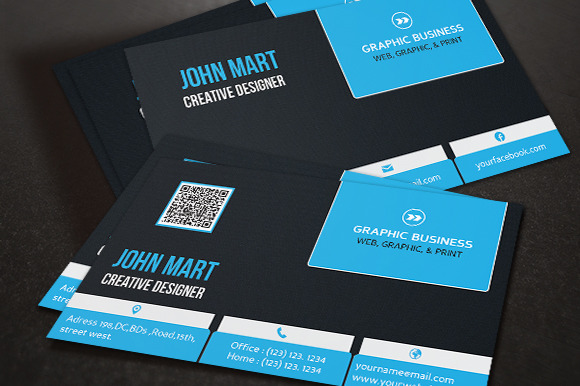 Creative Business Card V.10