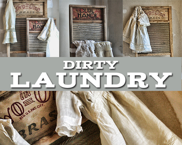 Dirty Laundry Photo Collection