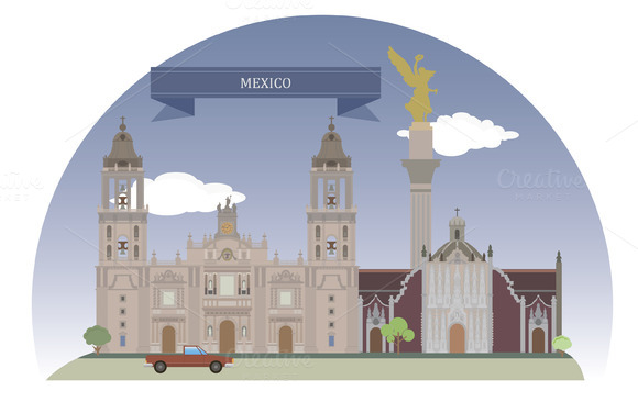 Cities Of Mexico