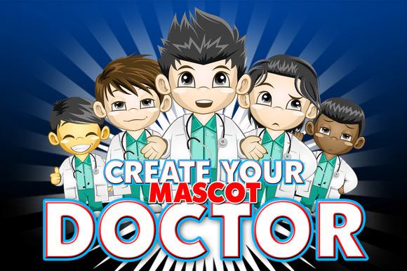 Doctor Mascot