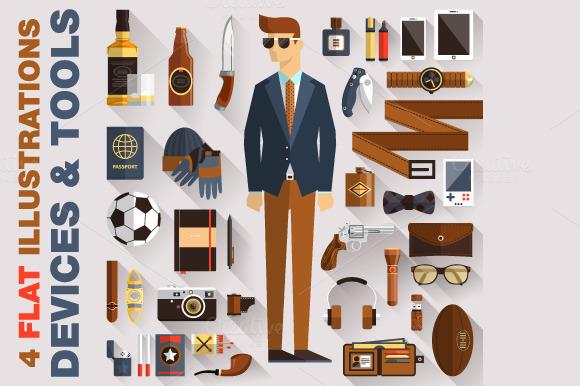 Stylish Man Essentials