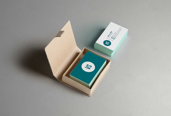 Simple And Modern Business Cards