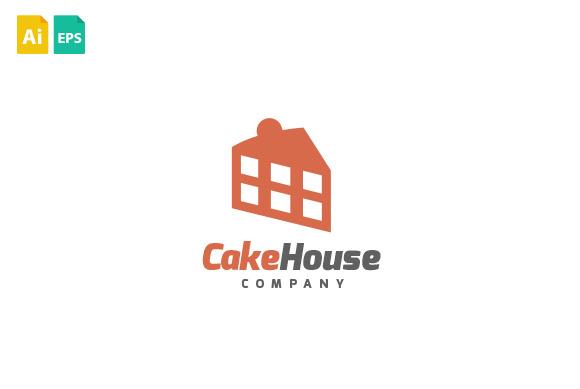 CakeHouse Logo