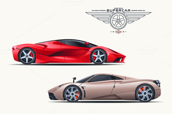 Super Car Concept Design