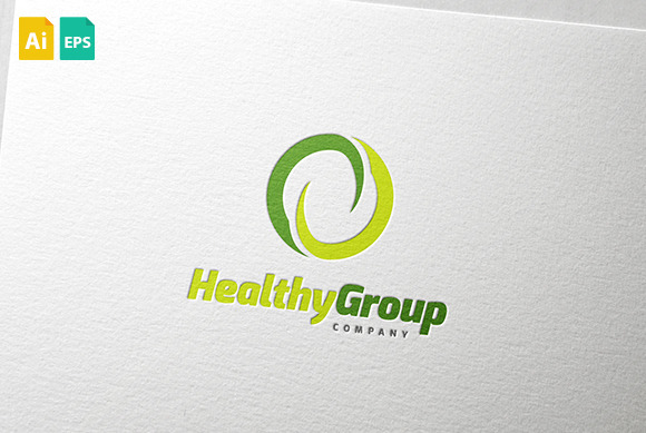 HealthyGroup Logo