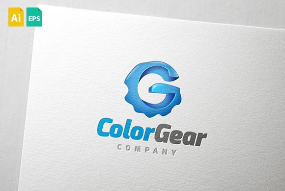 ColorGear Logo