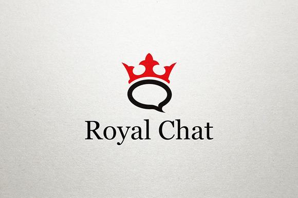 Royal Chat Logo
