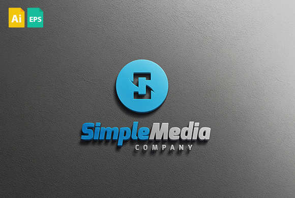 SimpleMedia Logo