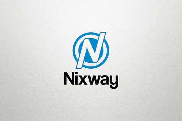 N Logo Nixway