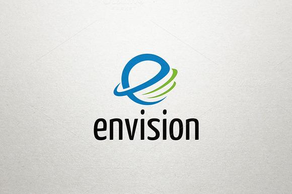 E Logo Envision